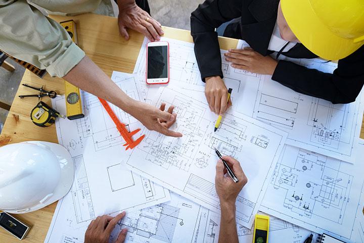 architecte pour une transformation